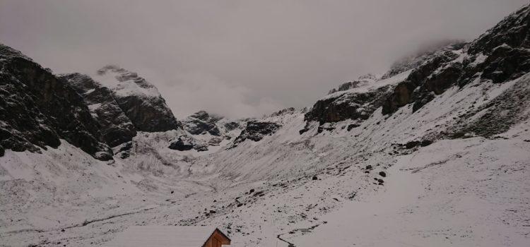Mehr Schneeee